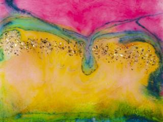 Farbenspiel mit Resin Kunstharz